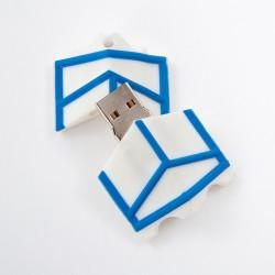 Clé USB en forme de pavois...
